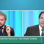 Nunzio Bevilacqua, Claudio Borghi, Omnibus La7